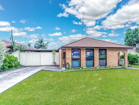21 Don Mills Avenue Hebersham, NSW 2770