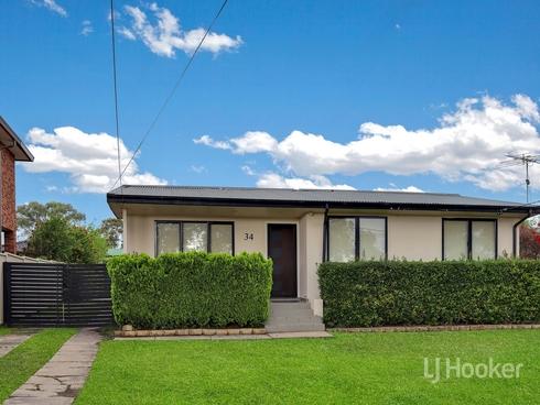 34 Daraya Road Marayong, NSW 2148