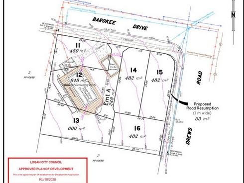 Lot 11/2-6 Barokee Drive Tanah Merah, QLD 4128