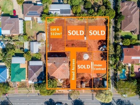 Lot 6/431 St Vincents Road Nudgee, QLD 4014