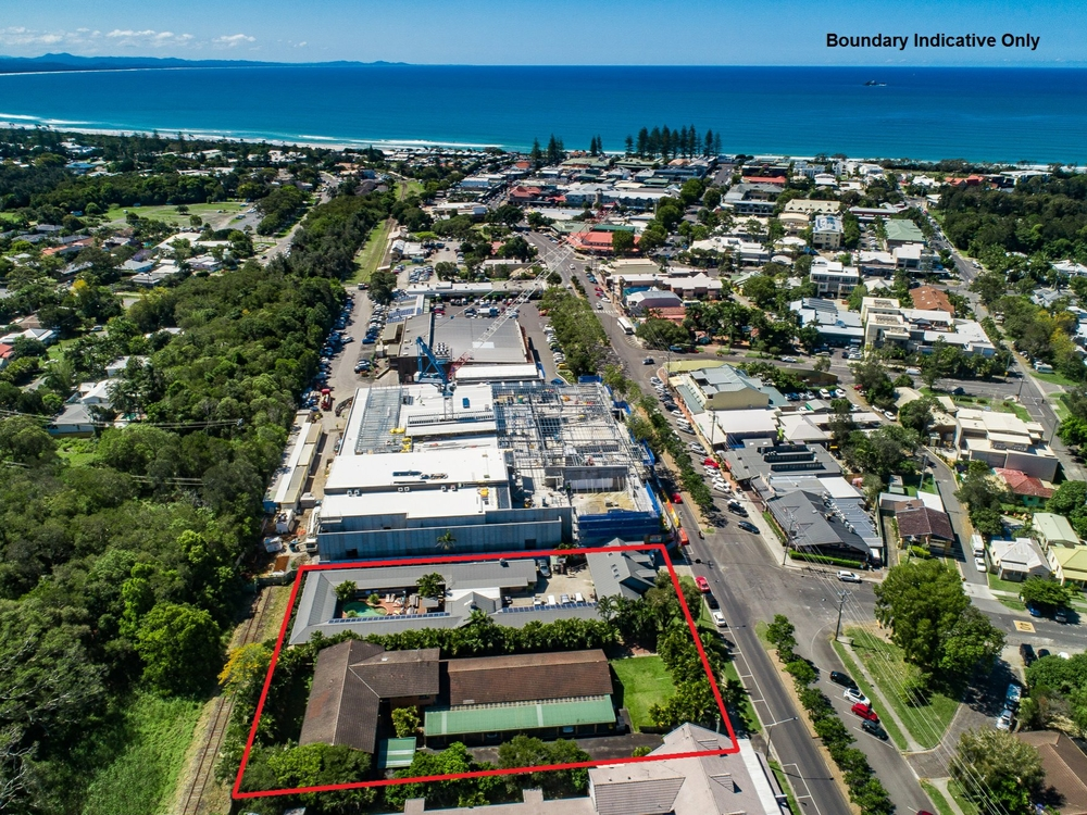116 + 118 Jonson Street Byron Bay, NSW 2481