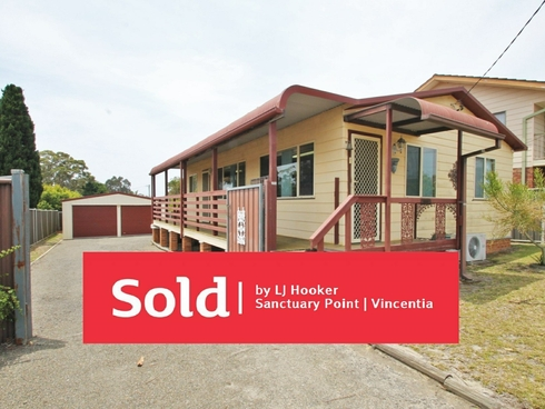 61 Mustang Drive Sanctuary Point, NSW 2540