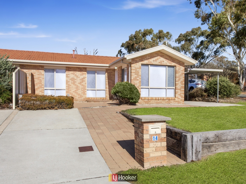 14 Gang Gang Court Ngunnawal, ACT 2913
