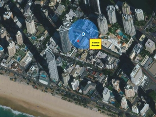 Suite 26/3131 'Centre Arcade' Surfers Paradise Blvd Surfers Paradise , QLD, 4217