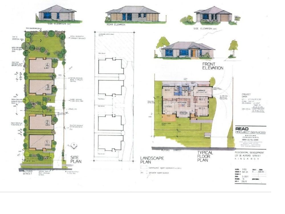 Lot 26 Alford Street Kingaroy, QLD 4610