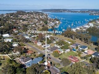 29 Hampstead Way Rathmines , NSW, 2283