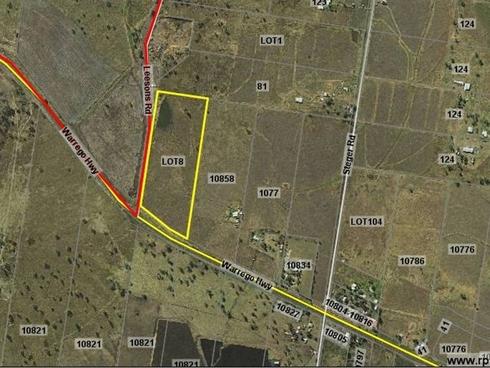 Lot 8/10858 Warrego Highway Charlton, QLD 4350