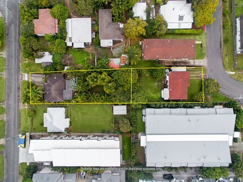 40 Halcomb Street & 39 Rowell Street Zillmere, QLD 4034