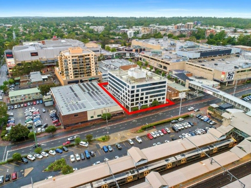 302/ 20 George Street Hornsby, NSW 2077