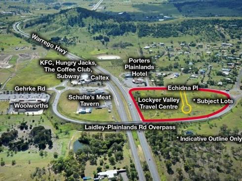 2, 3 & 4/2-4 Echidna Place Plainland, QLD 4341