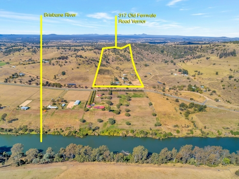 317 Old Fernvale Road Vernor, QLD 4306