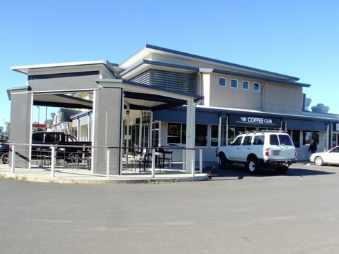 Warrego Highway, Coffee Club Chinchilla, QLD 4413