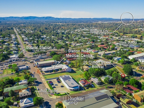 20 Clifton Street Booval, QLD 4304