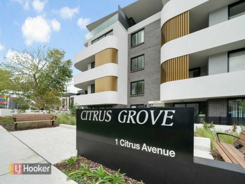 Unit 9/1 Citrus Avenue Hornsby, NSW 2077