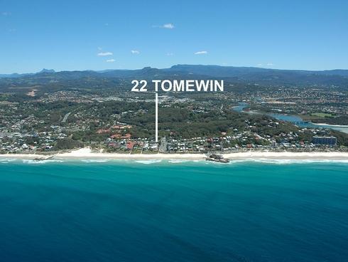 22 Tomewin Street Currumbin, QLD 4223
