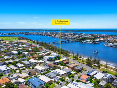 2/112 The Esplanade Paradise Point, QLD 4216