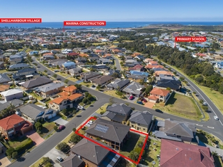 3 Gore Ave Shell Cove , NSW, 2529
