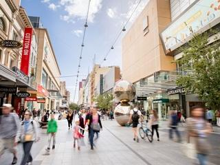 133 Rundle Mall Adelaide , SA, 5000
