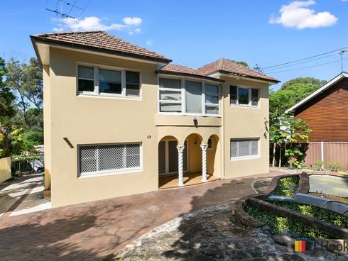 58 Hillcrest Avenue Hurstville Grove, NSW 2220