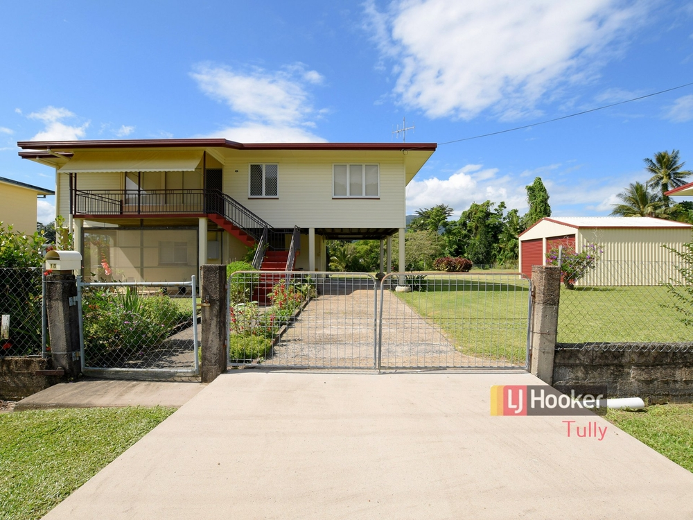 12 Campbell Street Tully, QLD 4854