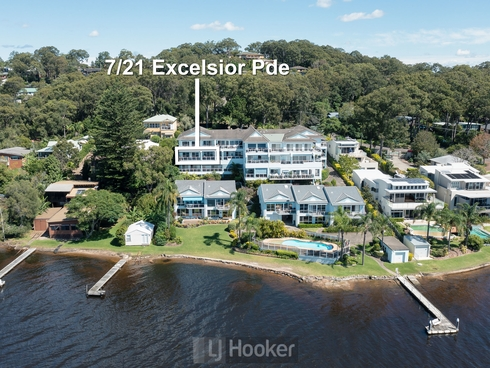 7/21 Excelsior Parade Carey Bay, NSW 2283