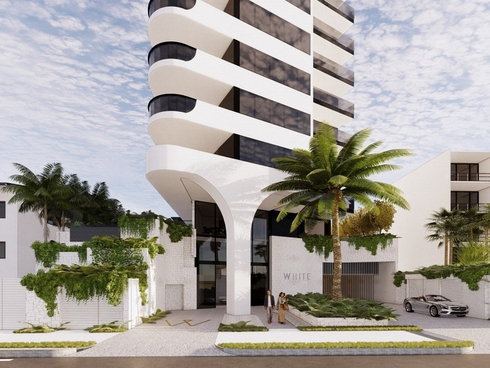WHITE/24-26 Woodroffe Avenue Main Beach, QLD 4217