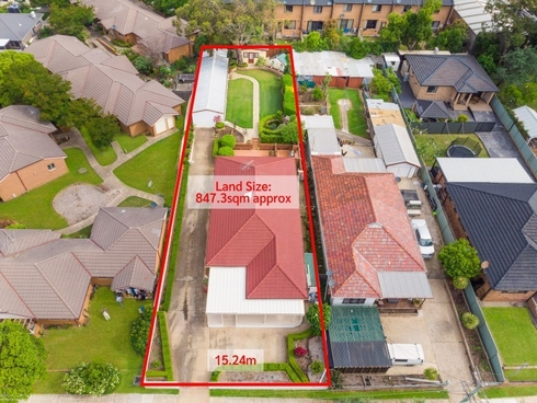 28 Constance Street Guildford, NSW 2161