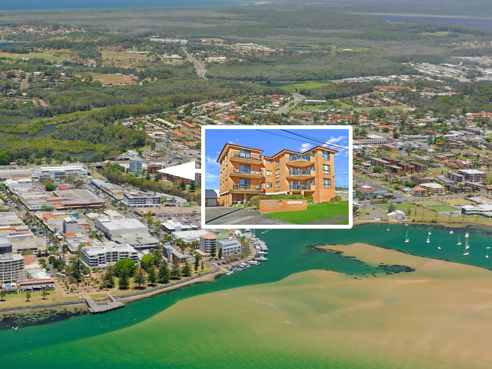 9/102 Bridge Street Port Macquarie, NSW 2444