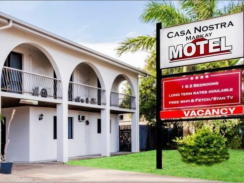 Casa Nostra Motel/30 Nebo Road West Mackay, QLD 4740