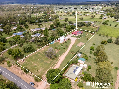 5 Pelican Drive Laidley Heights, QLD 4341