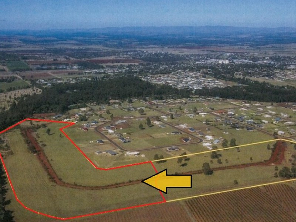 Lot 206 Premier Drive Kingaroy, QLD 4610