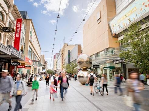 133 Rundle Mall Adelaide, SA 5000