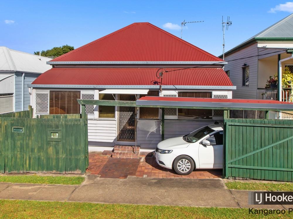 61 Pearson Street Kangaroo Point, QLD 4169