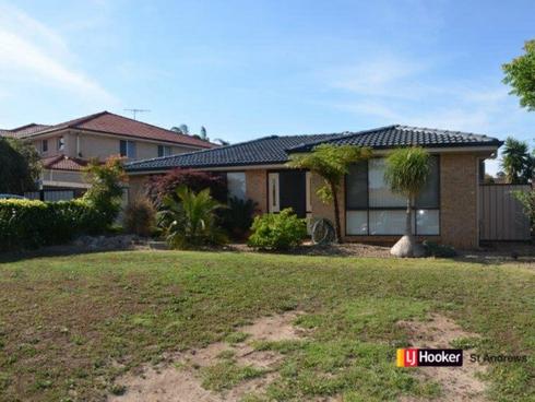 3 Tarbert Place St Andrews, NSW 2566