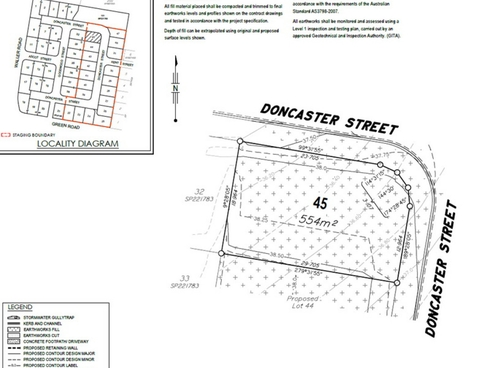 Lot 45/174 - 192 Green Road Heritage Park, QLD 4118