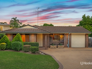 4 Keon Place Quakers Hill , NSW, 2763