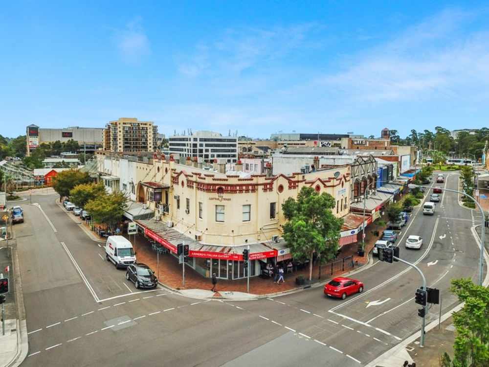 3/284 Pacific Highway Hornsby, NSW 2077
