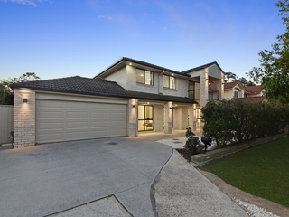 18 Crowcombe Place Carseldine , QLD, 4034
