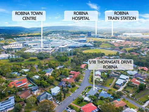 1/118 Thorngate Drive Robina, QLD 4226