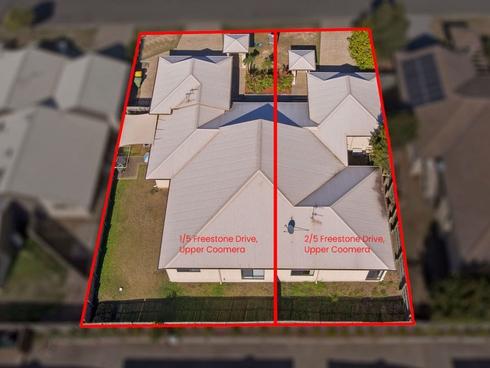 2/5 Freestone Drive Upper Coomera, QLD 4209