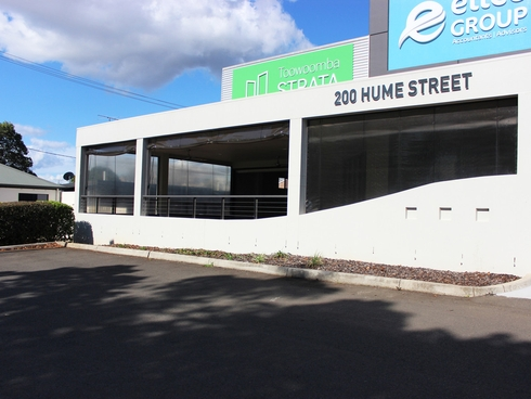 1/200 Hume Street East Toowoomba, QLD 4350