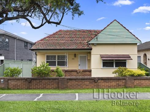 36 Kennedy Avenue Belmore, NSW 2192