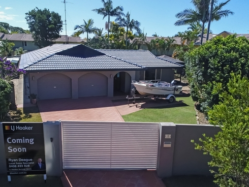 1 Lancelin Drive Mermaid Waters, QLD 4218