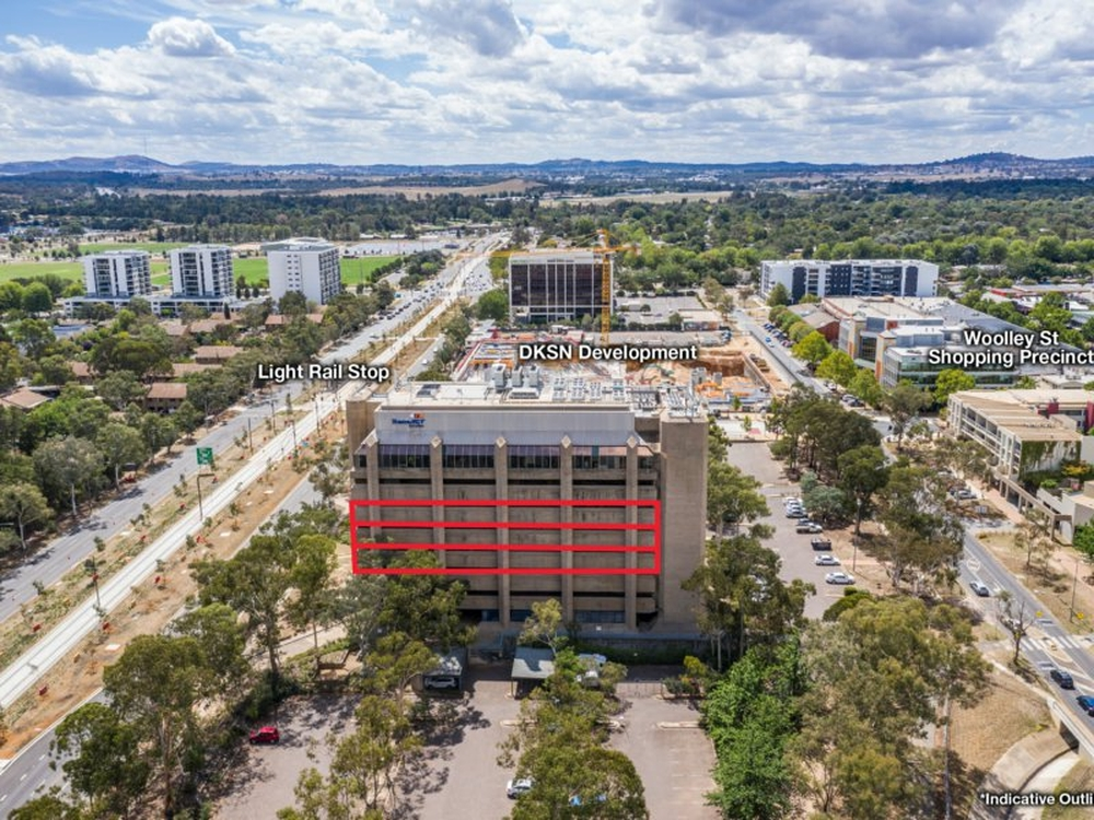 Level 4 and 5/470 Northbourne Avenue Dickson, ACT 2602