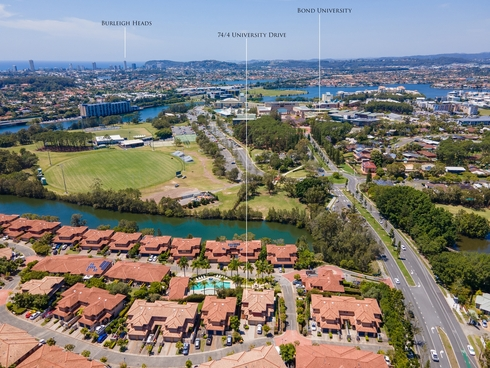 74/4 University Drive Robina, QLD 4226