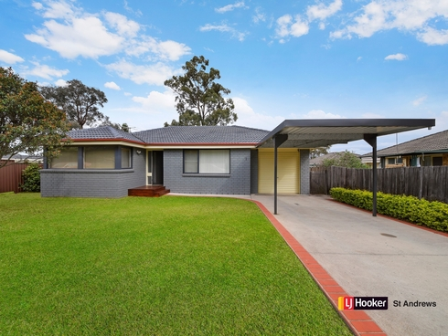 2 Leven Place St Andrews, NSW 2566