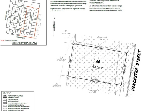 Lot 44/174 - 192 Green Road Heritage Park, QLD 4118