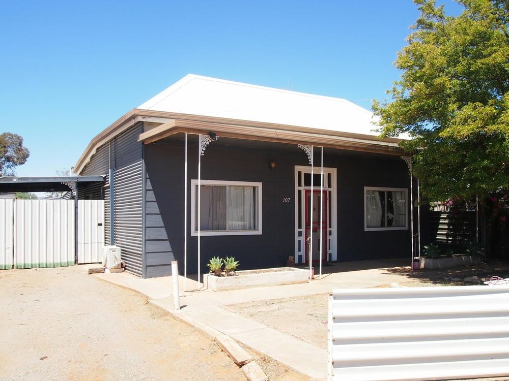 107 Ryan Lane Broken Hill, NSW 2880