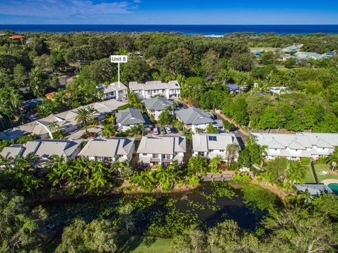 8/5-7 Old Bangalow Road Byron Bay, NSW 2481