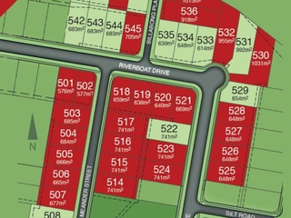 Lot 543 Riverboat Drive Thurgoona , NSW, 2640